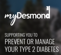 MyDesmond. Supporting you to manage your Type 2 Diabetes